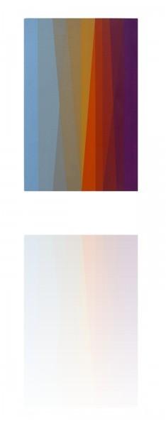 Avec-gris-violet-orange---Acrylique-sur-toile-marouflee-sur-bois---Paris-2005---43-x-27-cm