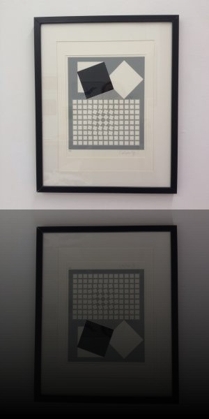 Gregorio Vasarely, serigraphie