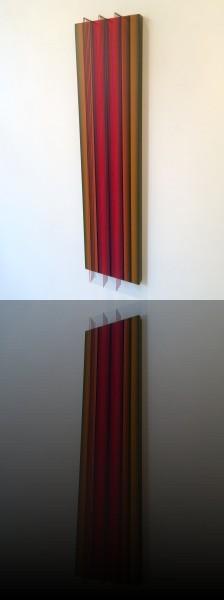 Dario Perez Flores, Prochromatique 1117, 2014, 30 x 120 cm
