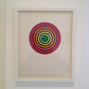 Julio Le Parc, Collage, 1991
