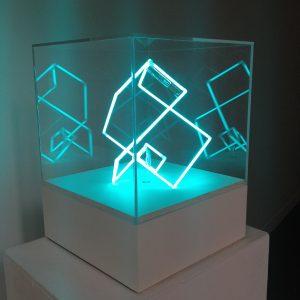 Roger Vilder, turquoise, 2013