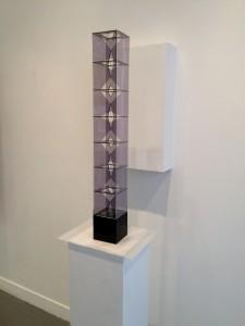 Francisco Sobrino, 10.5 x 10.5 x 80 cm