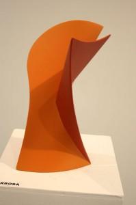William Barbosa - Torsion Jaune orangen°3c